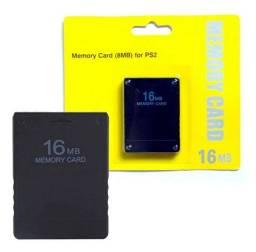 Memory Card 16 Mb Para Playstation 2 Ps2