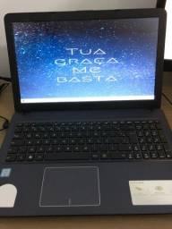 Título do anúncio: Notebook Asus i3 5ª Geração