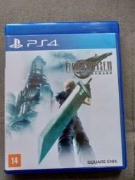 Título do anúncio: Final fantasy 7 remake