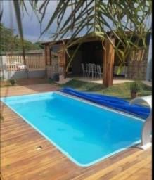 Título do anúncio: piscina de fibra (((6.20 x 3.00))