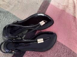 Título do anúncio: Vendo Sandália Usada Apenas 1 vez.