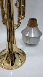 Título do anúncio: Trompete Yamaha Sib