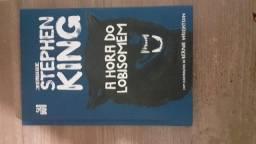 A hora do lobisomem: Coleção Biblioteca Stephen King (Português) Capa dura