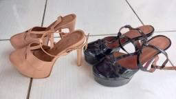 Título do anúncio: Sapatos em verniz
