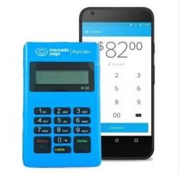 Máquina de Cartão Bluetooth Mini Point Pronta Entrega