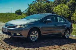 Título do anúncio: Honda Civic EXR 2014