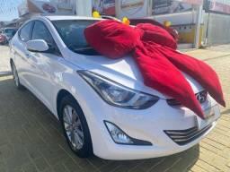 Hyundai Elantra 2.0 Aut - Branco 2015  Novissimo
