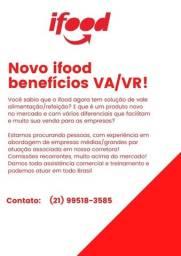 Consultor autonomo de benefícios para empresas (VA/VR)