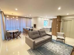 Apartamento Novo, 1 por andar- Mobiliado, 3 Suítes - Próximo ao Passeio San Miguel