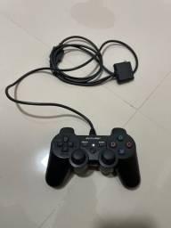 Controle Multilaser para PC e PS2