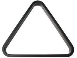 Triangulo de Plástico Preto