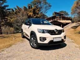 Título do anúncio: Renault Kwid 1.0 12V SCE flex Intense manual 2018