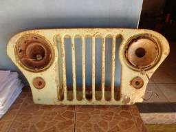 Frente antiga de Jeep