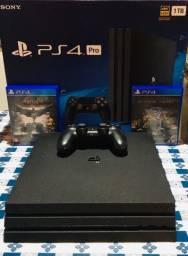 Playstation 4 Pro - Hd 2 Tb