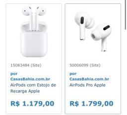 iPhones na Casas Bahia