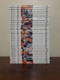Coleção completa 1-28 rurouni kenshin