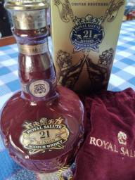 Whisky Royal Salute Chivas (lacrado)