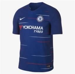 Camisa Nike Chelsea 18 19 - Oficial jogador (NOVA) cd3584982af7e
