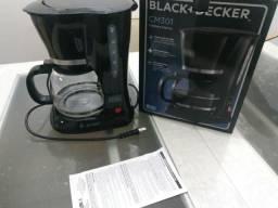 Cafeteira Black & Decker Cm 301