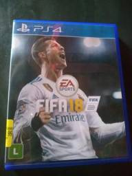 FIFA 18 PS4 Vendo ou Troco