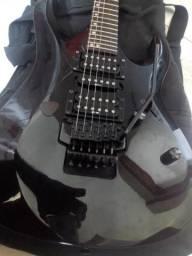 Vendo guitarra cort x6 semi-novo (praticamente novo)