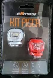 Kit Lanterna/Pisca para Bicicleta