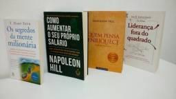 Liderança fora do quadrado+ 2 livros de Napoleón Hill