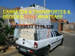 Transportes e Fretes para todos os lugares e regioes ligue e agende 082-99833-0175 aguardo
