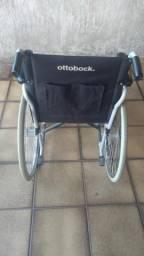 Cadeira de rodas Ottobock 120 kgs
