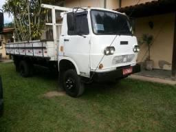 Caminhão troco por camionete - 1981