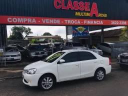 TOYOTA ETIOS 2016/2017 1.5 XLS SEDAN 16V FLEX 4P AUTOMÁTICO - 2017