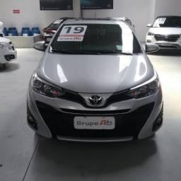 Toyota Yaris HB XLS 15 AT 4P - 2019