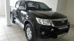 Toyota Hilux SR 2.7 Flex 4x2 Automática 2012 - 2012