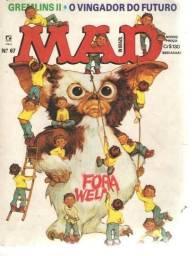 """Combo """"3 em 1"""" MAD - Edições 67, 68 e 95 (3 Revistas de Humor)"""