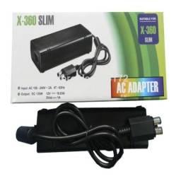 Fonte Xbox 360 Slim E Super slim Bivolt 110v 220v 135w