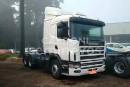Scania R124 GA NZ 420 6X2, ano 2005/2005 - 2005