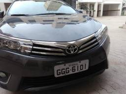 Toyota Corolla 1.8 GLi 2017 - Automático - Único Dono - sem detalhes - 2017
