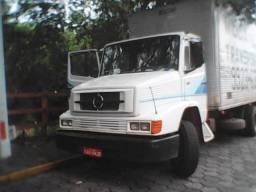Caminhão mercedes 1414 bau - 1991