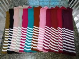 Blusas diversas cores