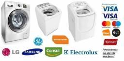 Conserto e Manutenção de máquinas de lavar e geladeira