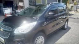 ACEITO TROCA. Spin LT 2013 automática 5 lugares - 2013