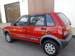 Fiat Uno Mille Way Economy 2011 - IPVA 2019 PAGO!! - 2011