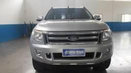 Ford Ranger Cd Ltd Manual Novíssima - 2014