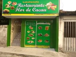 Passo Restaurante no centro de Porto Seguro