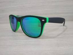 084b327068478 Óculos de sol Espelhado Polarizado Dubery D728 Black Green