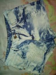 Shorts (15,00 qualquer peça)