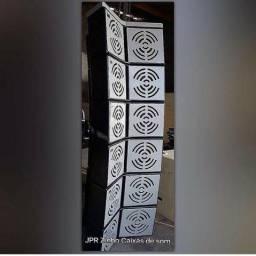 Caixas de som JPR Zinho