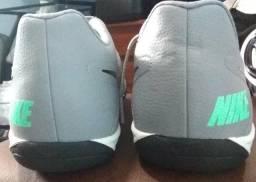 Chuteira Nike Original Nova 43 + Brinde