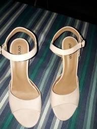 Sapato novo tamanho 38