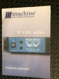 Potência Machine A 2000